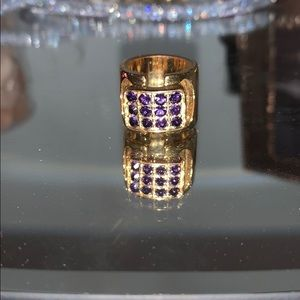 Trina Turk gemstone ring